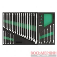 Тележка с инструментом 7 секций 180ед. GV-18005 TOPTUL