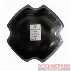 Пластырь диагональный D 5 160 мм 4 слоя корда Россвик Rossvik