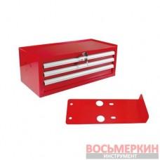 Ящик под столешницу 3х полочный 87502P02 KingTony