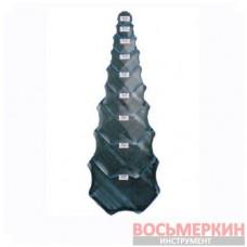 Ремонтный диагональный пластырь Kd 02 80 мм Ferdus Чехия