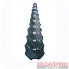 Ремонтный диагональный пластырь Kd 56 235 мм Ferdus Чехия
