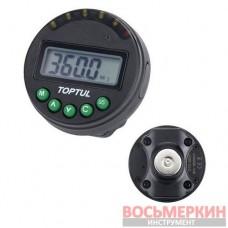 Шкала доворотная электронная с магнитным креплением 1° 360° DTD-360A Toptul