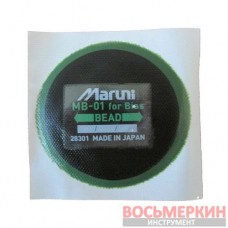 Ремонтный диагональный пластырь MB-01 60 мм Maruni Япония