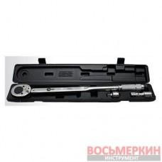 Динамометрический ключ 3/4 70-420 NM, перех. 3/4 * 1/2 , удл. 100 мм 3/4 XT-9010 Intertool
