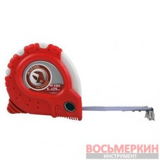Рулетка с фиксатором 5 м 25 мм MT-0306 Intertool