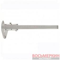 Штангенциркуль 150мм +/- 0.05мм/м MT-3015 Intertool
