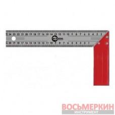 Угольник строительный 250мм MT-2026 Intertool