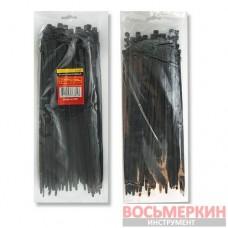 Хомут пластиковый 2,5x100мм, (100 шт/упак), черный TC-2511 Intertool