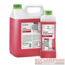 Концентрированное чистящее средство Gloss Concentrate 1л 125322 Grass