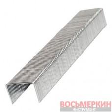 Скоба калёная 10 мм, уп. 1000 шт., шир. 11.3 * 1.20 мм под пист. RT-0150 Intertool