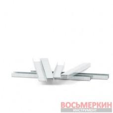 Скоба калёная 6 мм, уп. 1000 шт., шир. 11.3 * 1.20 мм под пист. RT-0146 Intertool