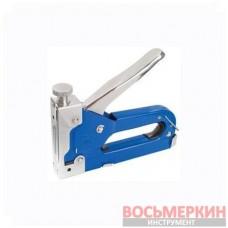 Степлер строительный на скобу от 4 до 14 мм RT-0101 Intertool