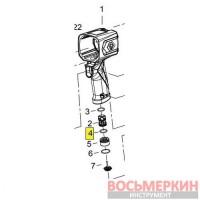 Уплотнительное кольцо реверсного клапана для 33481-095 33481-A04 KingTony