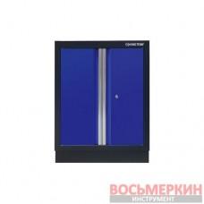 Тумба инструментальная черный-синий 87D11-03A-KB KingTony