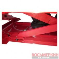 Подъёмник ножничный пневматический 4 тонны PPN-4000K Airkraft