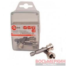Комплект отверт. насадок с огран. PH2*50 мм уп., 5 шт. VT-0036 Intertool