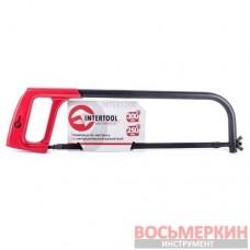 Ножовка по металлу с полотном 250-300мм HT-3303 Intertool
