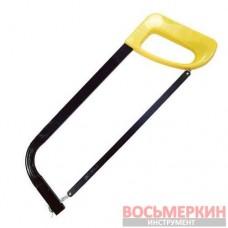 Ножовка по металлу с полотном 300мм пластиковая рукоятка HT-3302 Intertool