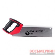 Ножовка пасовочная по дереву 350 мм 12 зуб х 1 HT-3114 Intertool
