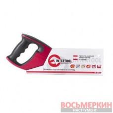 Ножовка пасовочная по дереву 300 мм 12 зуб х 1 HT-3113 Intertool