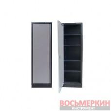Шкаф инструментальный серый 600 x 460 x 2000 87D11-02A-KG KingTony