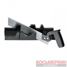 Стусло пластиковое с обушковой пилой 300мм мелкий зуб HT-0710 Intertool