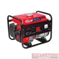 Генератор бензиновый мощность 1.2 кВт четырёхтактный DT-1111 Intertool