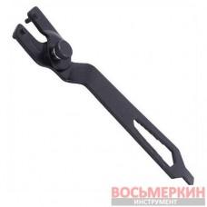Ключ для зажима контргайки угловой шлифмашины универсальный ST-0010 Intertool