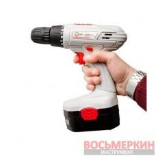 Шуруповерт аккумуляторный 18В, 1 аккумулятор, 1.2Ач, 0-10 DT-0312 Intertool