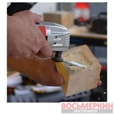 Мультинструмент 550 Вт., (Renovator), 15000 - 22000 ход/мин, аксессуары, кейс DT-0525 Intertool