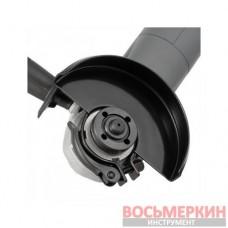 Шлифмашина угловая 710 Вт, 12000 об/мин, диаметр круга 125 мм, DT-0266 Intertool