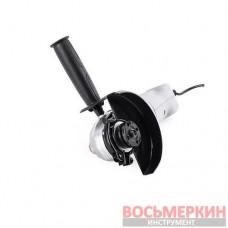 Шлифмашина угловая 900 Вт, 12000 об/мин, диаметр круга 125 мм, DT-0268 Intertool