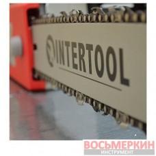 Пила цепная 2000Вт, 800 м/мин, шина 400мм, 230В DT-2201 Intertool