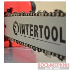 Пила цепная 2400Вт, 800 м/мин, шина 400мм, 230В, прямой двигатель DT-2204 Intertool