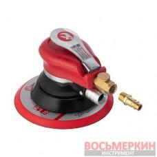 Шлифмашинка пневматическая эксцентриковая 150мм PT-1007 Intertool