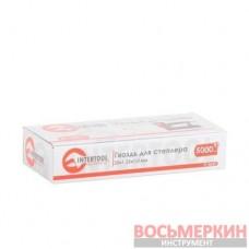 Гвоздь для степлера пневматического PT-1603 25мм 1.0*1.25мм 5000шт/упак. PT-8625 Intertool