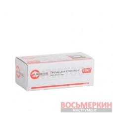 Гвоздь для степлера пневматического PT-1603 45мм 1.0*1.25мм 5000шт/упак. PT-8645 Intertool