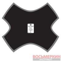 Пластырь диагональный D-22 510мм 4 слоя корда 135° Россвик Rossvik