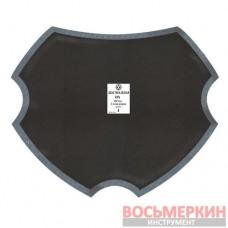 Пластырь диагональный DS 20 255мм 4 слоя корда 135° со скошенным краем Россвик Rossvik