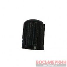 Колпачок черный пластиковый GP-02 для велосипедных вентилей