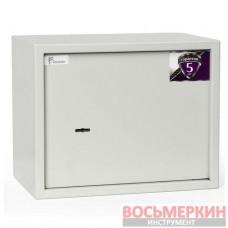 Мебельный сейф 4.3 кг БС-25КД.7035 Ferocon