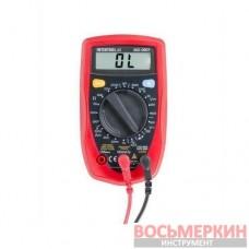 Мультиметр цифровой CAT II-300В/CAT I-600В MD-0001 Intertool