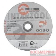 Круг отрезной по камню 180*2*22мм CT-5007 Intertool