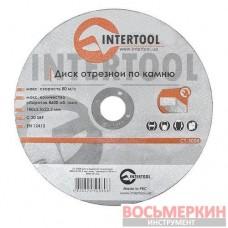 Круг отрезной по камню 180*2.5*22мм CT-5008 Intertool
