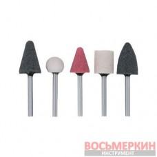 Набор шлифовальных камней 10 предметов BT-0020 Intertool