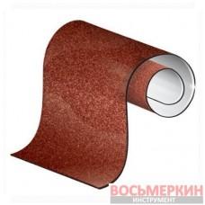 Шлифовальная шкурка на тканевой основе К180 20 cм х 50 м BT-0723 Intertool