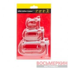 Набор струбцин столярных 1 2 3 3 единицы HT-6013 Intertool