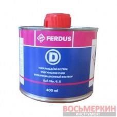 Вулканизационная жидкость D 400 мл Ferdus Чехия