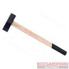 Топор-колун 2000 г деревянная ручка UT-1920 Intertool