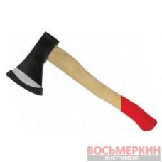 Топор 800 г деревянная ручка HT-0268 Intertool